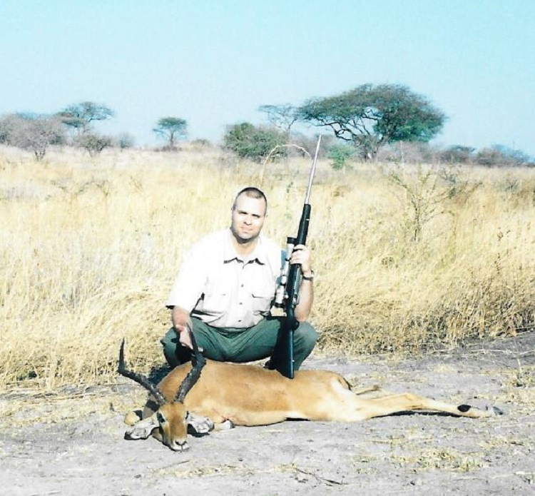 """24"""" Impala taken in Tanzania, 2002"""